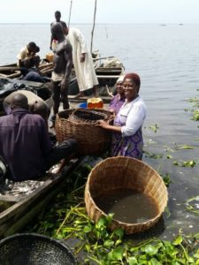 women fisherfolk in nigeria